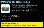 MushroomHeroRobes