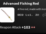 Advanced Fishing Rod