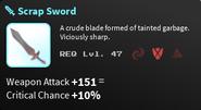 Scrapsword