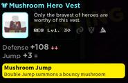 MushroomHeroVest