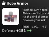 Hobo Armor