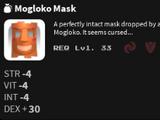 Mogloko Mask