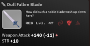 FallenBlade