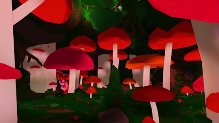Mushroom Grotto