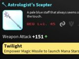 Astrologist's Scepter