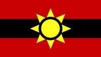 Flag of the Federal Republic of Allacoa