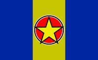 Flag of White Bowdani