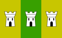 Flag of the Three Cities and the Cove