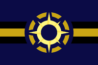 Flag of the Central Longerath Union