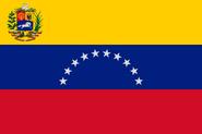 Flag of Venezuela redesign
