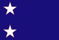 Alternate Michigan State Flag 3B