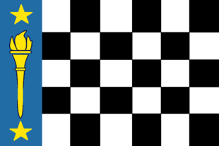 Flag of Indiana 2