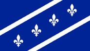 Quebec Flag Proposal 22