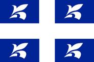 Quebec Flag Proposal 26