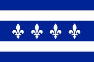 Quebec flag proposal 9 (good quality)