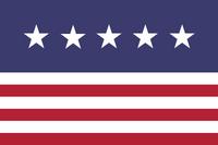 US flag proposal Mathieu