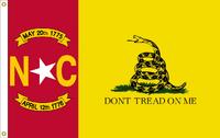 North Carolina State Flag Proposal No. 6c Designed By Stephen Richard Barlow 30 JUN 2015 0012 HRS CST.