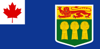 Saskatchewan flag proposal 1 (good quality)