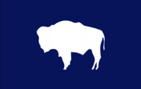 Wyoming - Blue