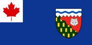Northwest Territories flag proposal 1 (good quality)