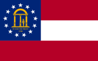 Georgia State Flag Proposal No 6 800px Designed By Stephen Richard Barlow 25 AuG 2014 at 1540hrs cst