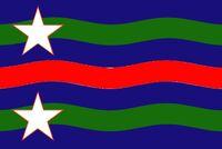 Alternate Michigan State Flag 2D