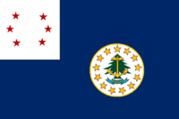Rhode Island State Flag Proposal No 15 Designed By Stephen Richard Barlow 22 AuG 2014 at 1042hrs cst