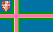 Newfoundland and Labrador Province Canada Flag Proposal No 5 Designed By Stephen Richard Barlow 16SEP2014 at 0447hrs cst