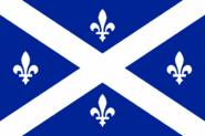 Quebec flag proposal 1 (good quality)