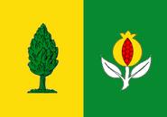 My Proposal for flag of Caldas Departament