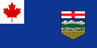 Alberta flag proposal