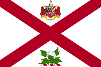 Standard of the Governor of Alabama
