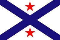 Alternate Michigan State Flag 4I