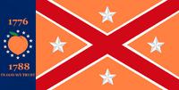 Georgia State Flag Proposal No 20h Designed By Stephen Richard Barlow 25 NOV 2014 at 0610 hrs cst