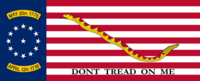North Carolina State Flag Proposal No 10 Designed By Stephen Richard Barlow 05 SEP 2014 at 1415hrs cst