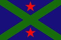 Alternate Michigan State Flag 4G