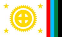 South Dakota New Flag 16