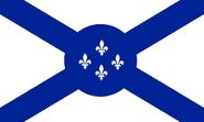Quebec Flag Proposal 21