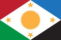 South Dakota New Flag 12