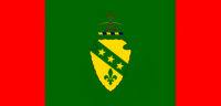 North Dakota State Flag Proposal No 10 Designed By Stephen Richard Barlow 16 OCT 2014 at 1018hrs cst