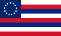 Hawaii flag proposal by Laqueesha