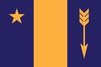 Massachusetts New Flag 3