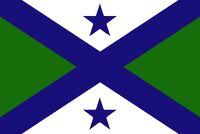 Alternate Michigan State Flag 7B