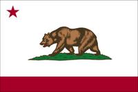 Flag of California 2