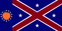 Georgia State Flag Proposal No 20 Designed By Stephen Richard Barlow 28 AuG 2014 at 0924hrs cst