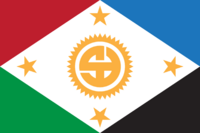 South Dakota New Flag 13