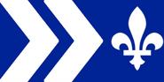 Quebec flag proposal 6 (good quality)