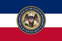 Bicentennial Banner of Mississippi