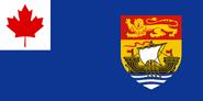 New Brunswick flag proposal 1 (good quality)