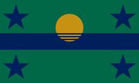 New Flag of Michigan